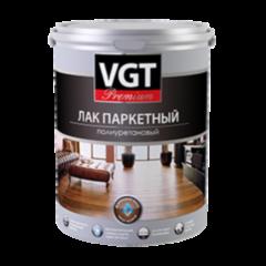 Лак Лак ВГТ Premium паркетный полиуретановый 2.2 кг (матовый)