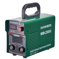 Сварочный аппарат Сварочный аппарат  Сварочный аппарат Favourite WM 250IG