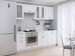 Кухня Кухня Vivat Лофт-01 (Snow Veralinga)