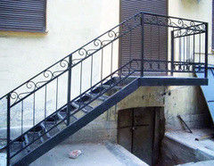 Металлическая лестница Белит Вариант 71