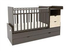 Детская кровать Детская кровать СКВ-Компани СКВ-5 «Жираф» 550038-9