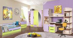 Детская комната Детская комната Гомельдрев Эмбер ГМ 9580-01