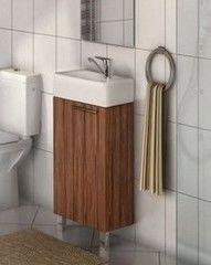 Мебель для ванной комнаты Акватон Тумба Эклипс Н эбони тёмный