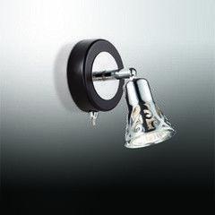 Настенный светильник Odeon Light Bierzo 2612/1W
