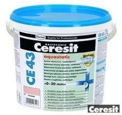 Фуга Ceresit CE 43 aquastatic
