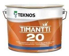 Краска Краска Teknos Timantti 20 (9 л) база 1