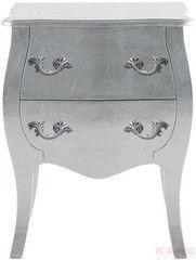 Туалетный столик Kare Dresser Romantic 2SK Silver Leaf 73315