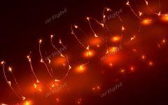 Декоративная светотехника Arlight Светодиодная нить WR-5000-12V-Orange (1608,100LED)