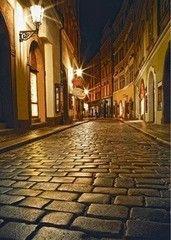 Фотообои Фотообои Vimala Ночной бульвар