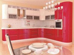 Кухня Кухня на заказ Монтанья M-39 Lucida / 0001 Lucida