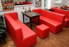 Мебель для баров, кафе и ресторанов ВФТ Вариант 10