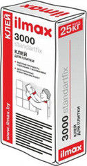 Клей Клей ilmax 3000 standardfix 25 кг
