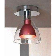 Настенно-потолочный светильник Lussole LIVORNO LSF-0707-01