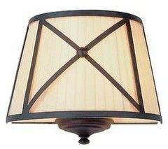 Настенный светильник L'arte Luce W9811/02A