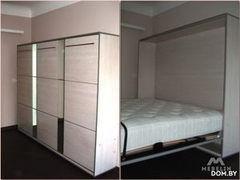 Мебель-трансформер Кровать-шкаф Mebelin Пример 14