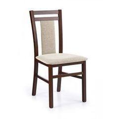 Кухонный стул Halmar Hubert 8 (темный орех)