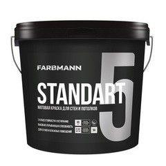 Краска Краска Farbmann Standart 5, 2.7 л