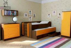 Детская кровать Детская кровать MillWood Neo1