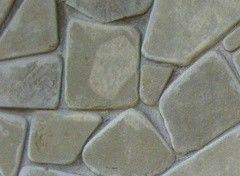 Натуральный камень Натуральный камень Мистер Плиткин Песчаник серо-зеленый обвалованный