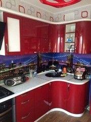 Кухня Кухня Novalux Пример 101