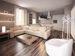 Дизайн гостиной ХоумСистемс Проект 2