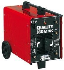 Сварочный аппарат Сварочный аппарат Telwin Quality 280 AC/DC