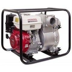 Насос для воды Бензиновый насос Honda Мотопомпа WT30 X