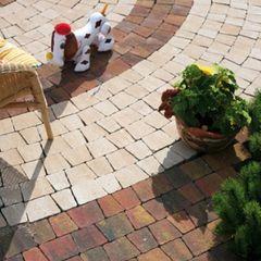 Тротуарная плитка Тротуарная плитка Polbruk Carmino Style (колормикс)