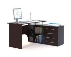Письменный стол Сокол-Мебель КСТ-109П (венге)