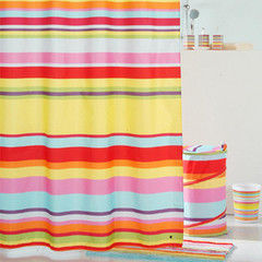 Iddis Штора для ванной комнаты Summer Stripes 290P24RI11