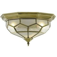 Настенно-потолочный светильник Arte Lamp HALL A7833PL-2AB