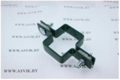 Забор Забор Асвик Крепление для 3Д забора из евросетки