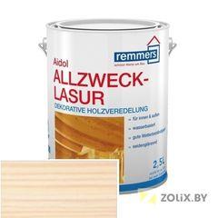Защитный состав Защитный состав Remmers Allzweck-Lasur (weiss) 5л