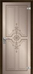 Стеклянная дверь Dariano Барокко