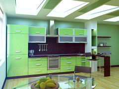 Кухня Кухня Монтанья 0660 Lucida