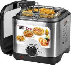 Фритюрница Фритюрница  Фритюрница GFgril GFF-03 Easy Cook