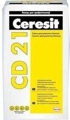 Защита и ремонт бетона Ceresit CD 21