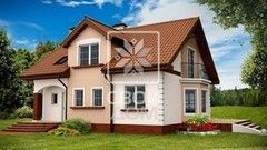 Каркасный дом Каркасный дом Свой Дом Пример 45