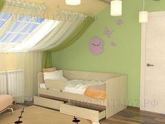 Детская кровать Детская кровать Профит-М Малыш