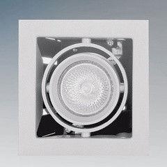 Встраиваемый светильник LightStar Cardano 16 X1 214010