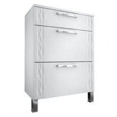 Мебель для ванной комнаты Triton Комод Кристи-60 3 ящика