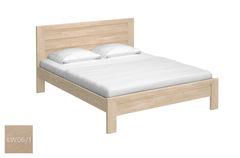 Кровать Кровать из Украины Vegas California (160x200) масло LW06/1