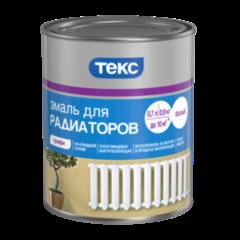 Эмаль Эмаль Текс для радиаторов Профи 0.9 кг