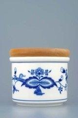 Cesky Porcelan Банка с деревянной крышкой A малая 10474/00001