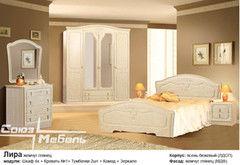 Спальня Союз-Мебель Лира