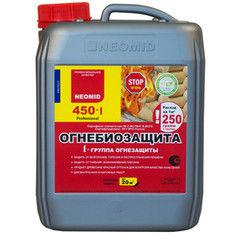 Защитный состав Защитный состав Neomid 450-1 Огнебиозащита 10 кг