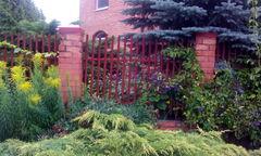 Забор Забор KUTYRA Пример 5