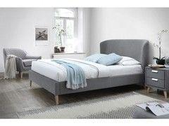 Кровать Кровать Signal Alexis160x200 (серый)