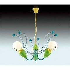Детский светильник Odeon Light Trolo 2633/3