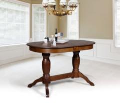 Обеденный стол Обеденный стол Мебель-Класс Пан (орех)